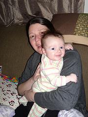 Sadie & Mommy