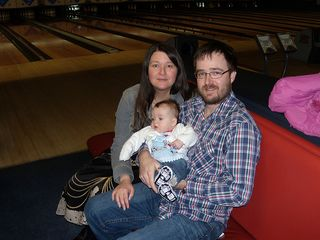 3-09 bowling party