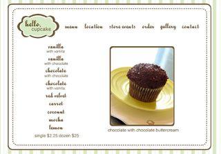 Hello,cupcake