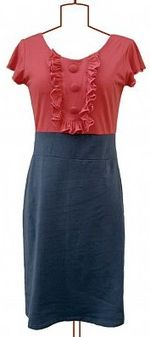 Carletti-dress-coral-rose-front1