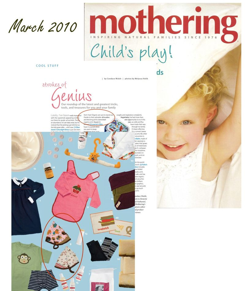 Mothering mag