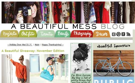 A beautiful mess nov