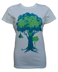 Blue Platypus treehouse mint