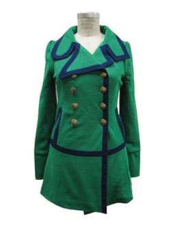 Nick and Mo Bermuda Jacket Green