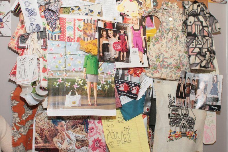 1b.Suzy Fairchild Inspiration Board