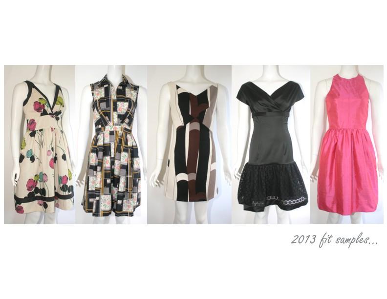 1h.Suzy Fairchild fit samples