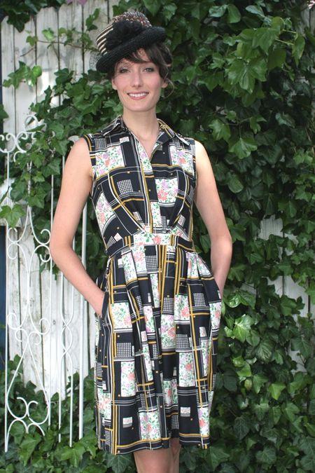 1j.Suzy Fairchild Idledown Dress