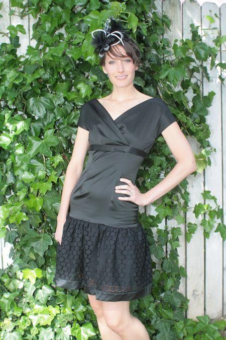 1l.Suzy Fairchild Bellefinn Dress