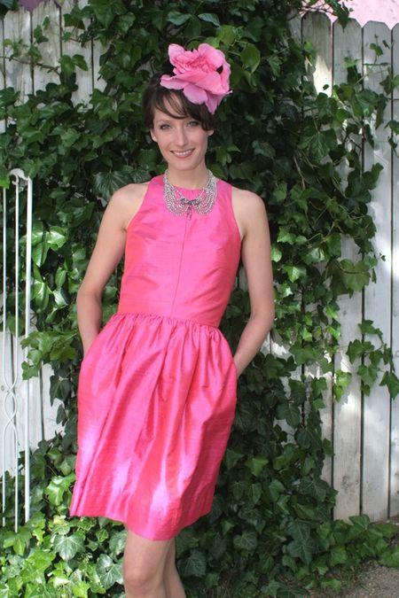 1m.Suzy Fairchild Skyberry Dress