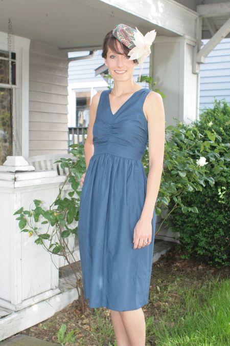 1q.Suzy Fairchild Damsel Dress