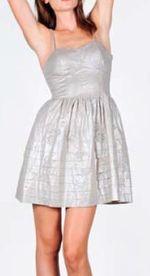 Jack silver dress