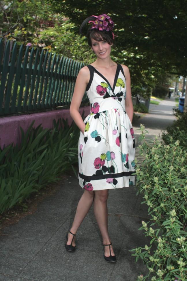 1i.Suzy Fairchild Bloomfield Dress