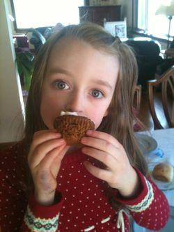 Sadie cupcake