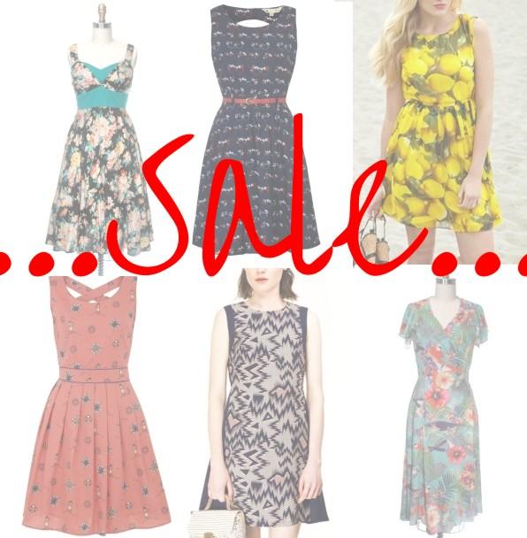 Spring summer sale frock shop dresses 2014