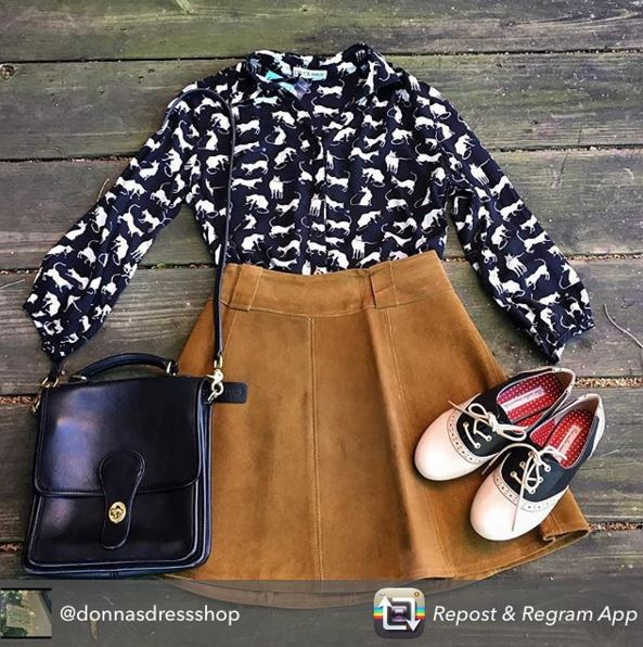 Frock shop donnas dress shop outfit