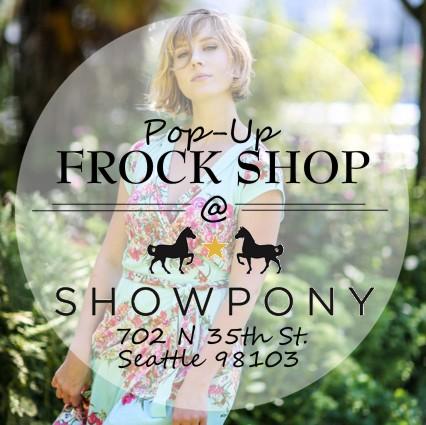 Pop Frock Shop at Showpony