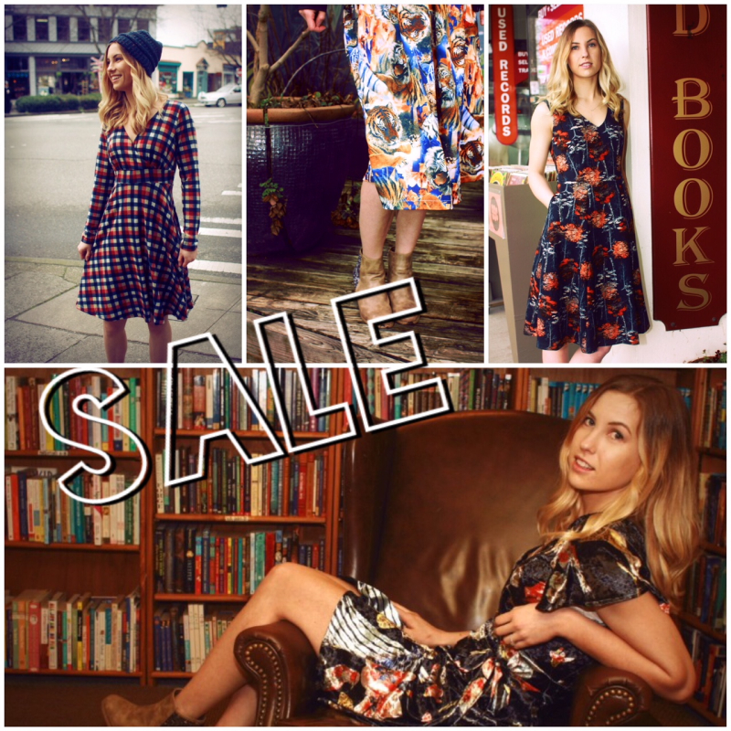 Frock shop fall sale