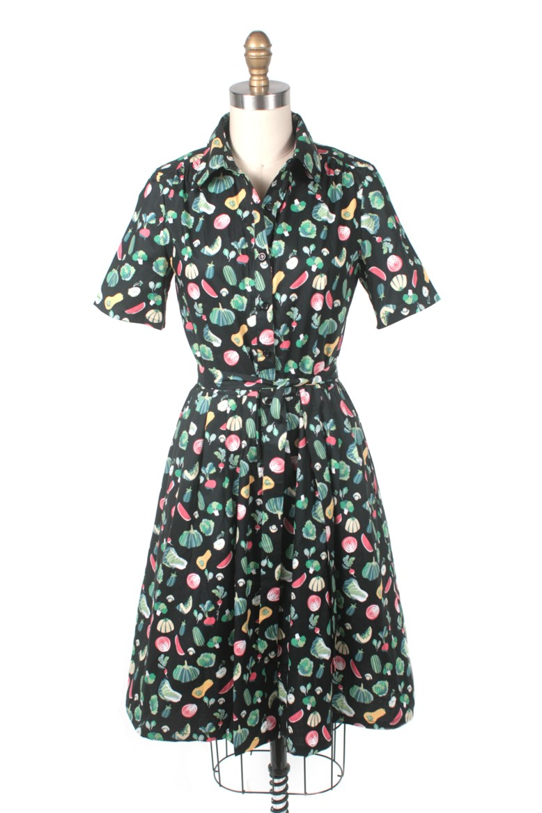 Frock shop homepage veggie dress