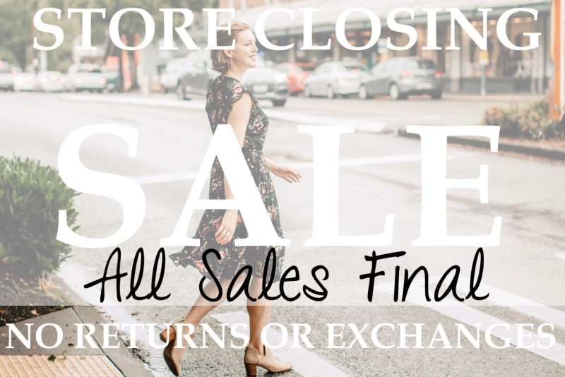 Frock shop fall homepage sale 2