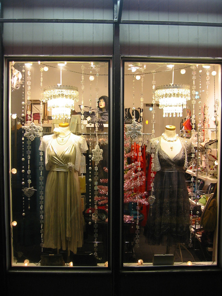 Frock_shop_holiday_window